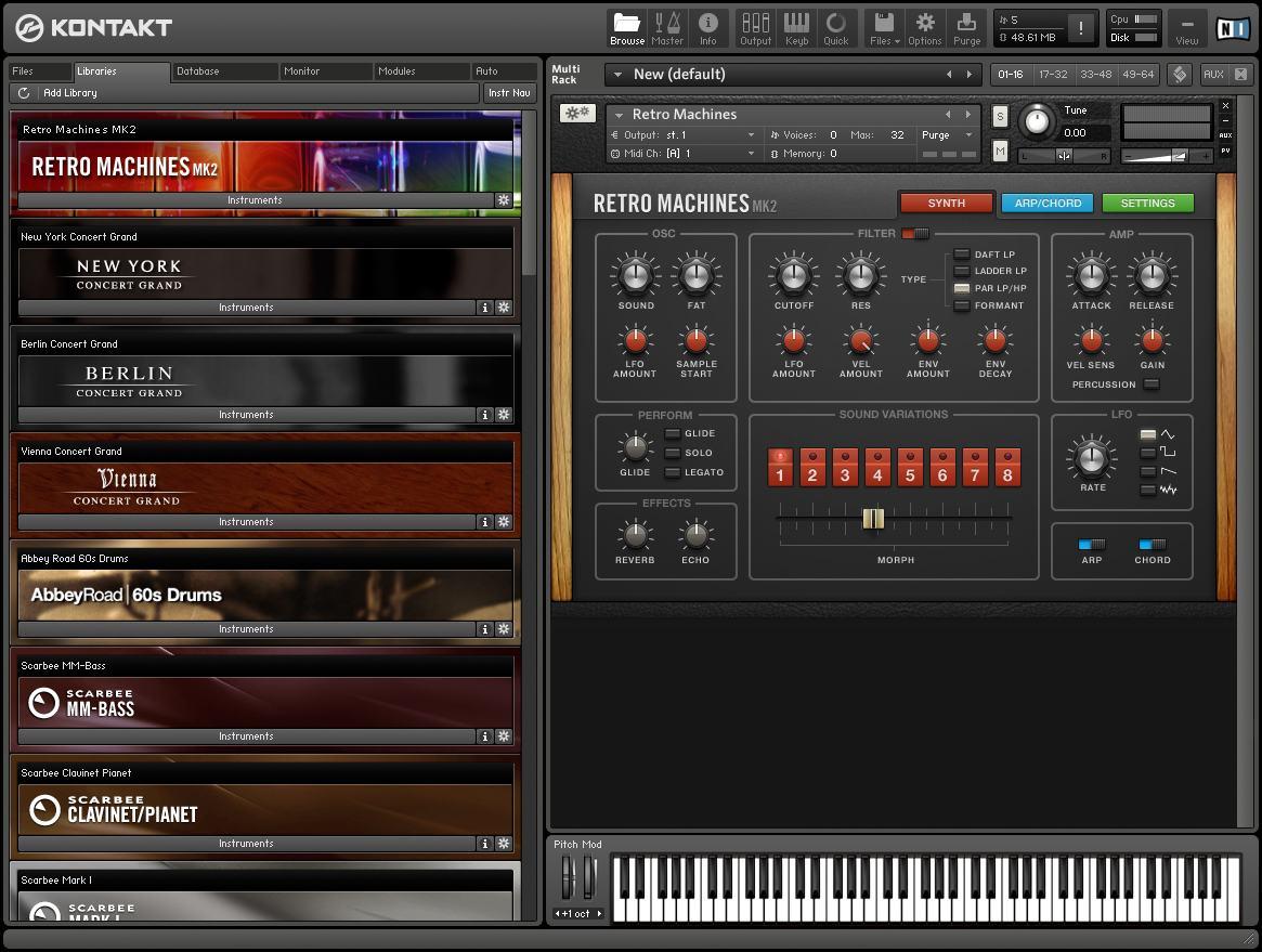 Native Instruments: ecco Kontakt 5 | ZioMusic.it